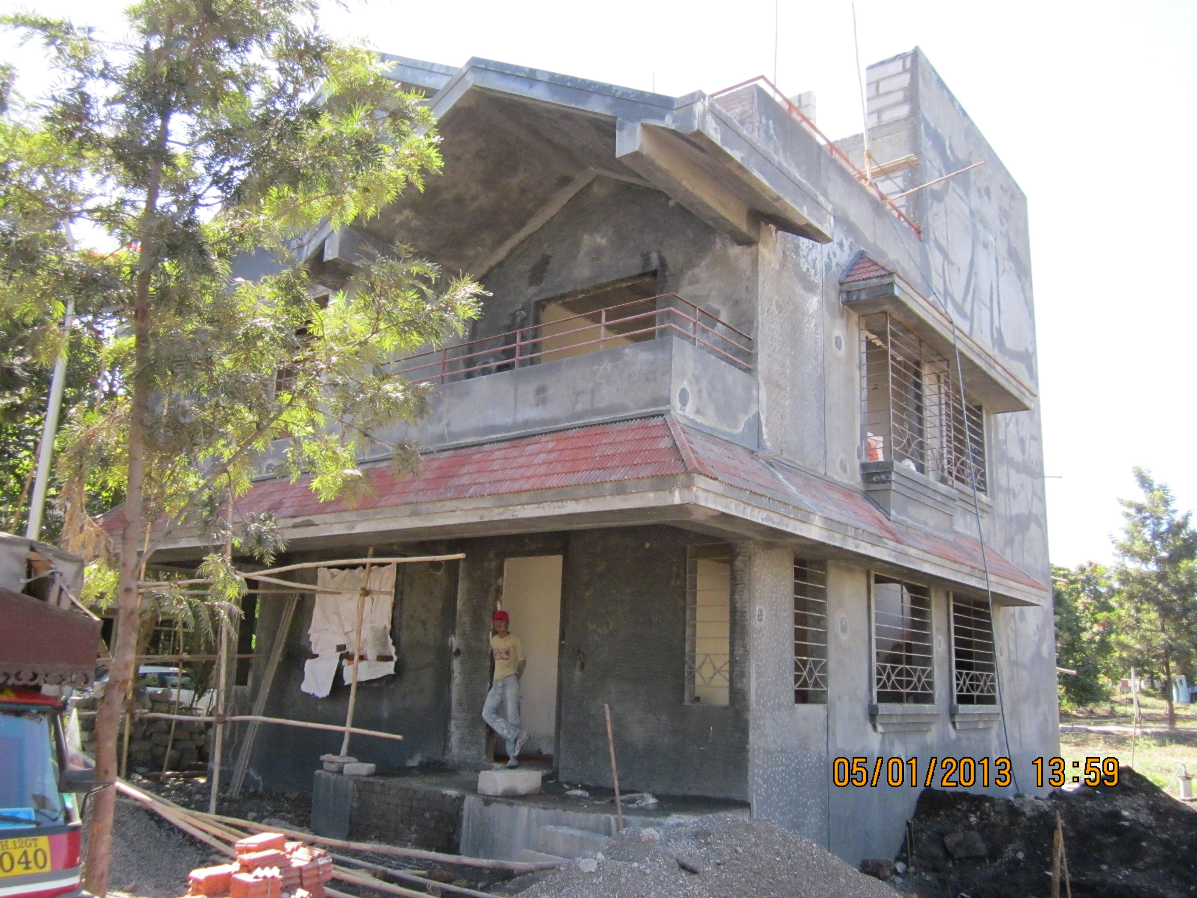 Mahadevan Bunglow Site Photo Corner